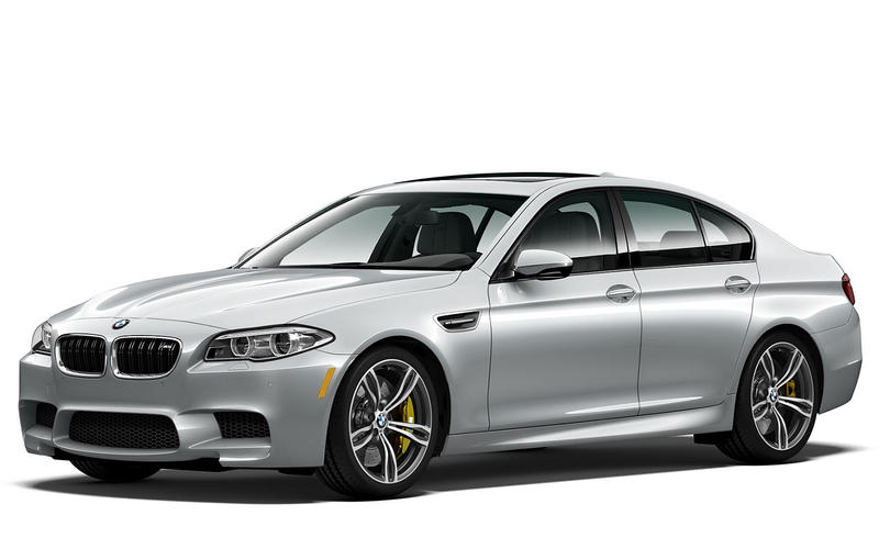 BMW M5 Pure Metal Silver (F10) - 2016