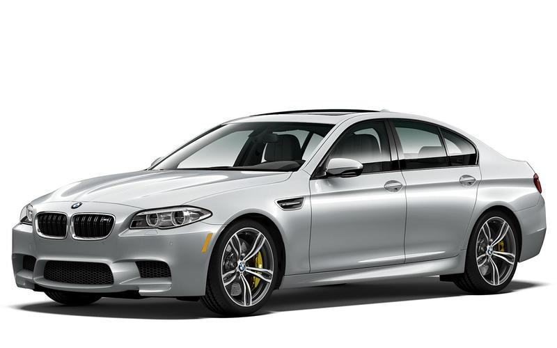 BMW M5 Pure Metal Silver (F10) - 2016