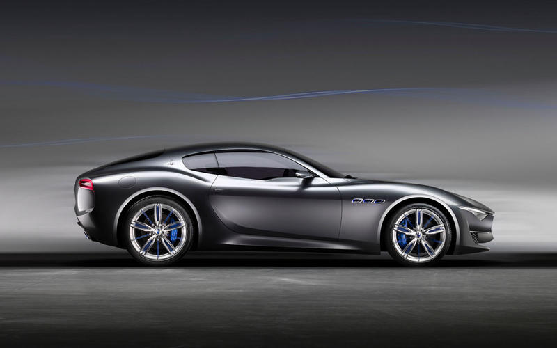 2019: Maserati Granturismo