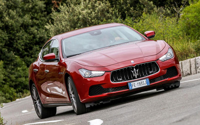2018: Maserati Ghibli