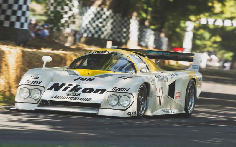 Mazda 737C Le Mans racer, 1985