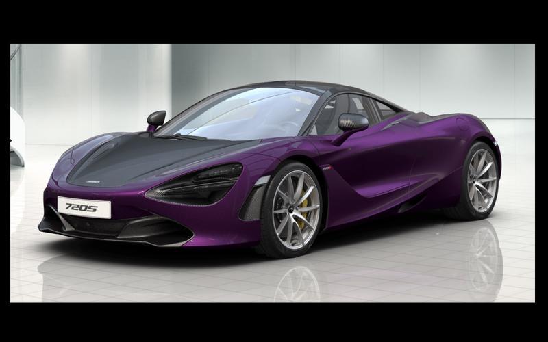 McLaren 720S (bad)