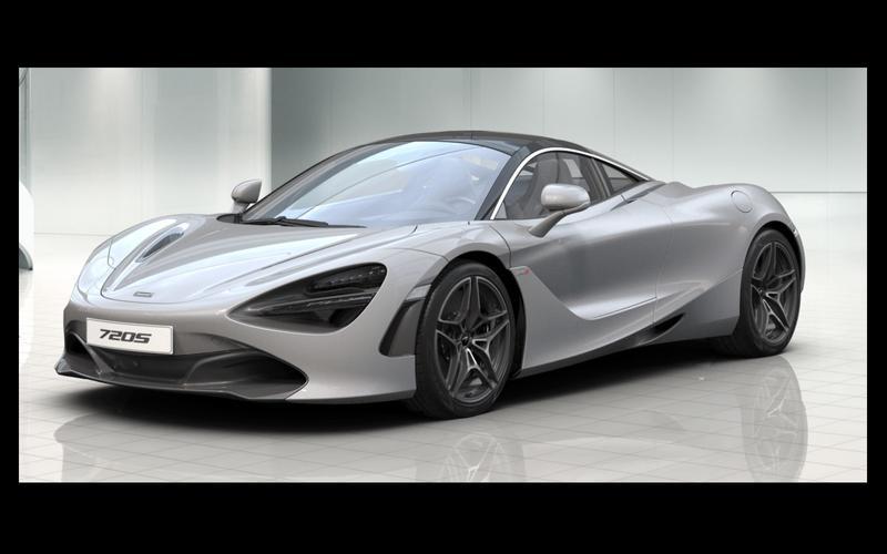 McLaren 720S (good)