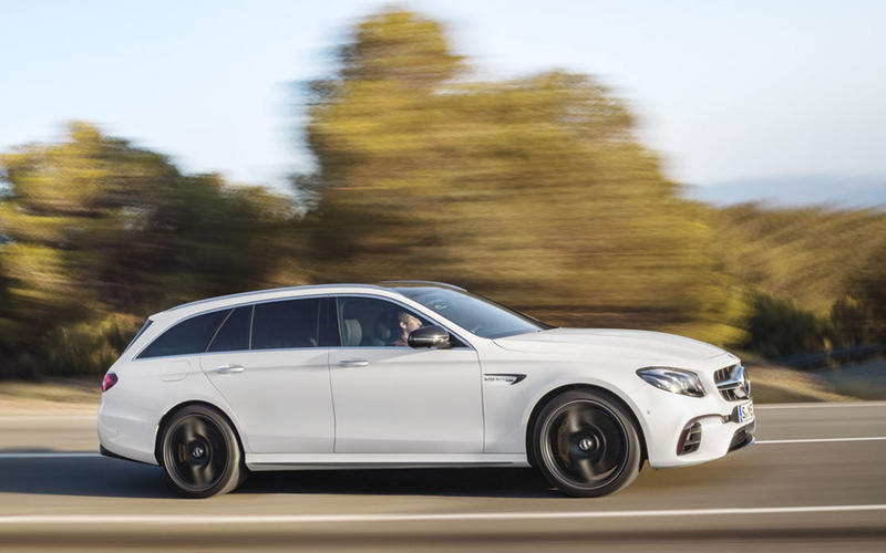 AUGUST: Mercedes-Benz AMG E 63 Estate