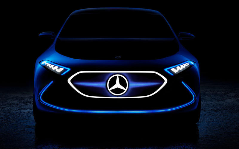 The contrast between the car market of today and how it might look tomorrow has never been starker at this year's Frankfurt motor show.