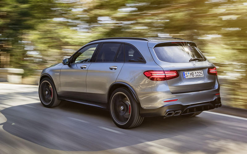 SEPTEMBER: Mercedes-Benz AMG GLC 63 & GLC 63 Coupe
