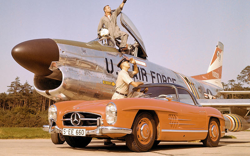 When Mercedes-Benz unveiled the 300SL on 6 February 1954, at a stroke it made all other sports cars look obsolete.
