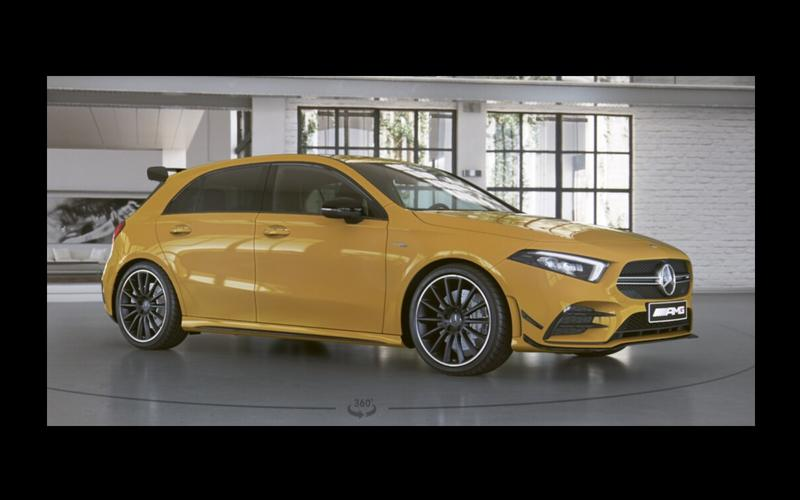 Mercedes-Benz A-Class (bad)
