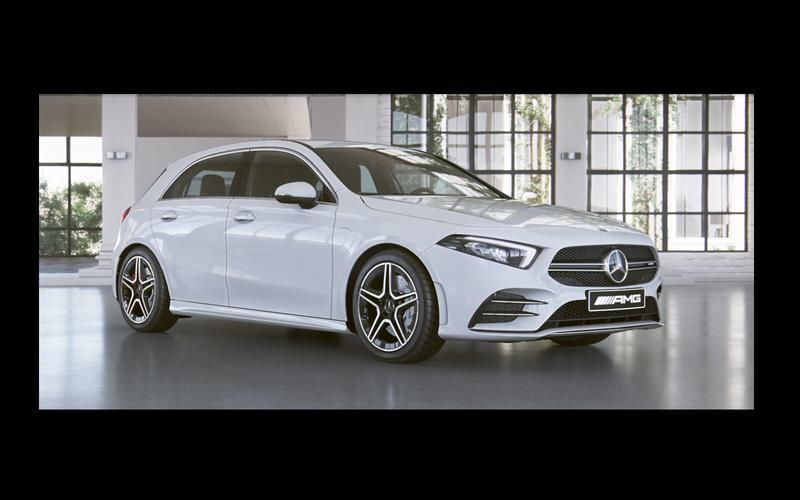 Mercedes-Benz A-Class (good)