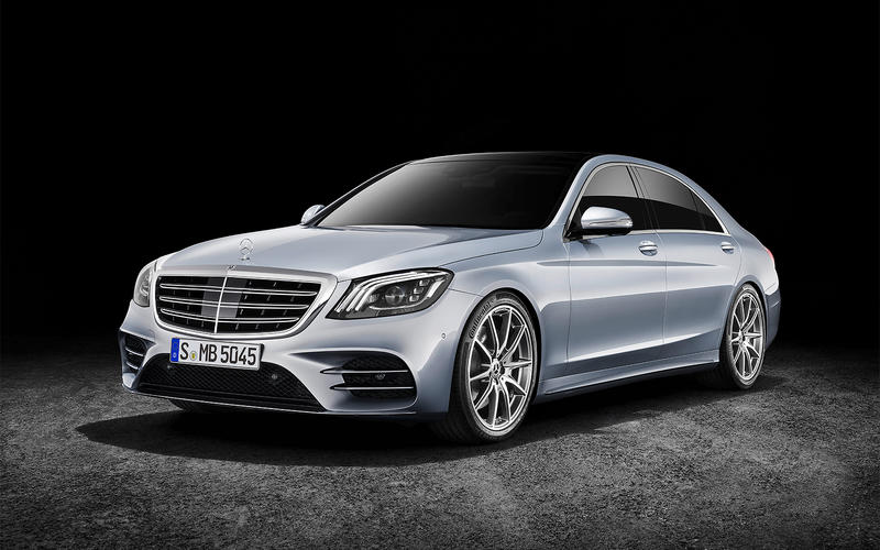 OCTOBER: Mercedes-Benz S-Class