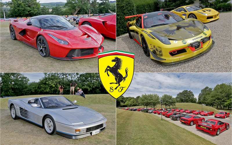 Ferrari owners club meeting 2017 - all the pictures  528c47d21fdd