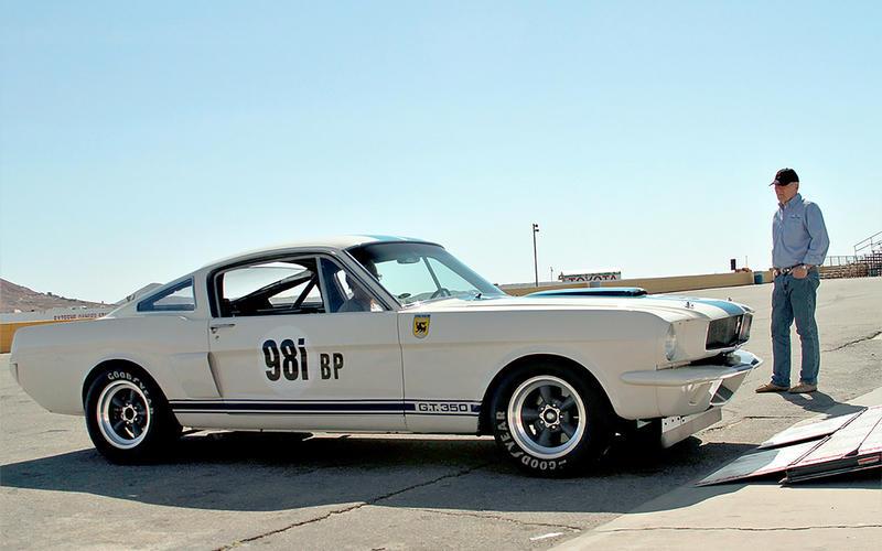 Original Venice Crew's Shelby GT350