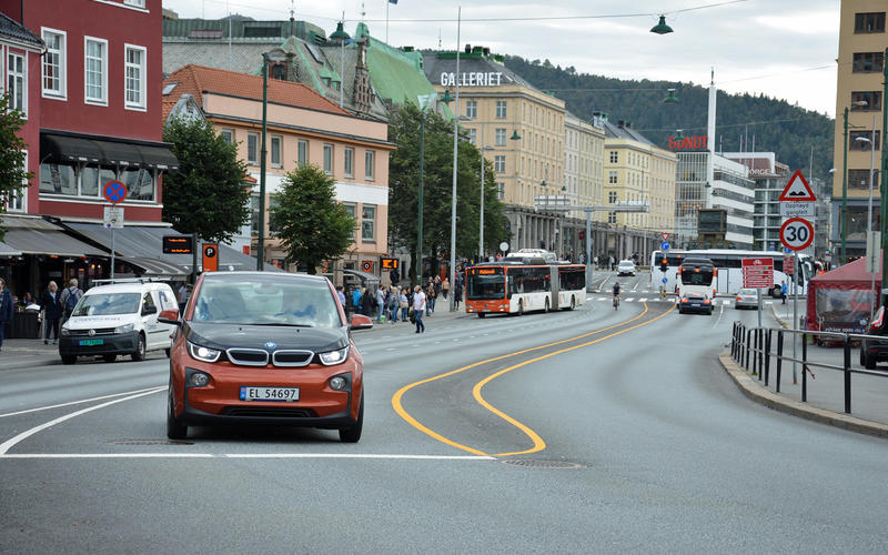 Norway: Electric vehicles are in charge