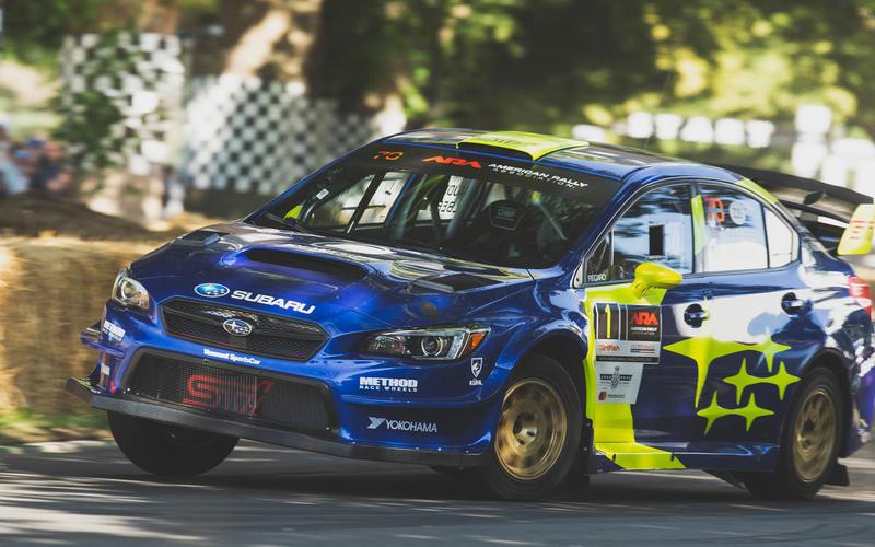 Subaru Impreza STI, 2018