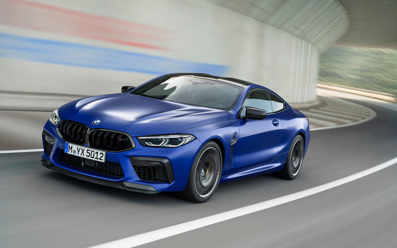 All-new BMW M cars don't come along very often.