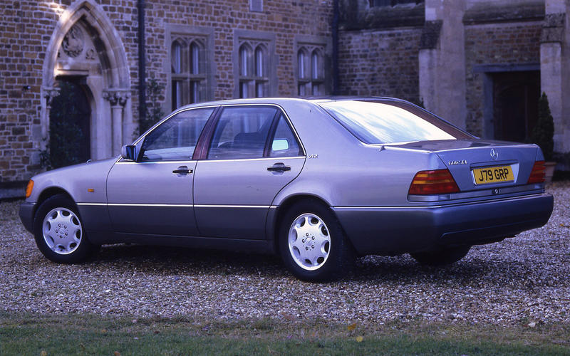 Mercedes S Class W140 The Greatest S Class Of Them All Autocar