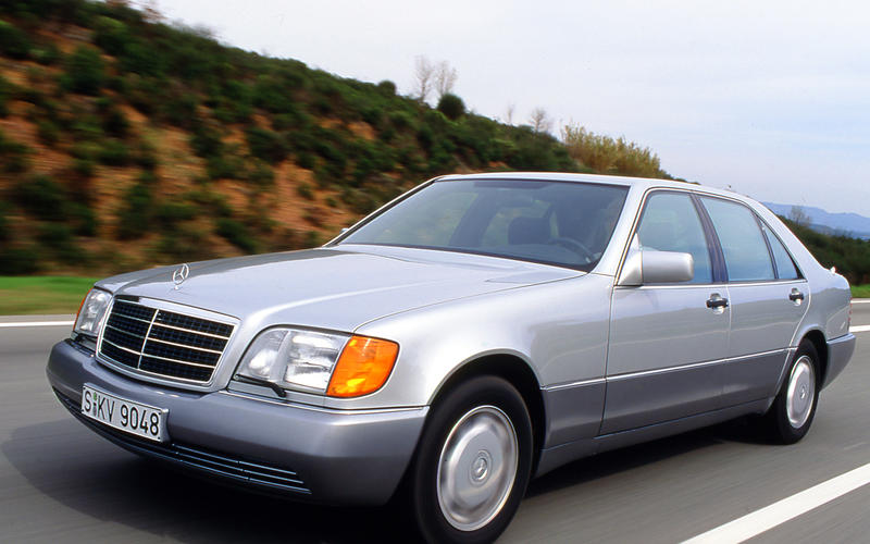 Mercedes S-Class W140: The greatest S-Class of them all? | Autocar