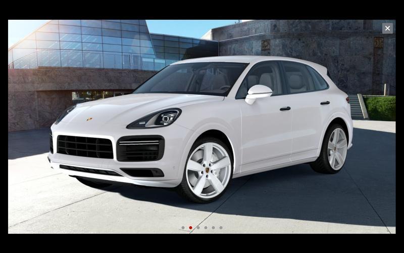 Porsche Cayenne (bad)