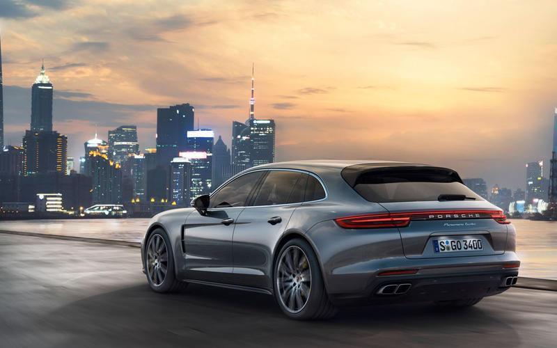 OCTOBER: Porsche Panamera Sport Turismo