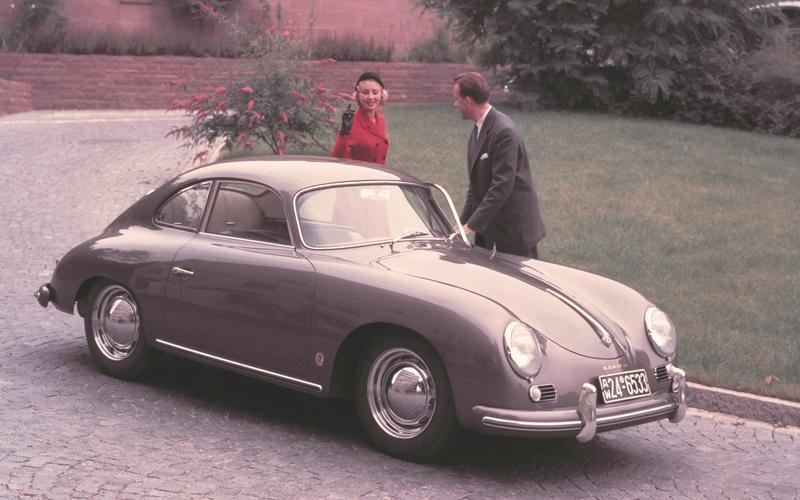Porsche 356A 1500 Carrera GT (1957)