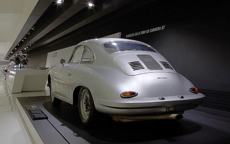 Porsche 356B 2000 GT (1960)
