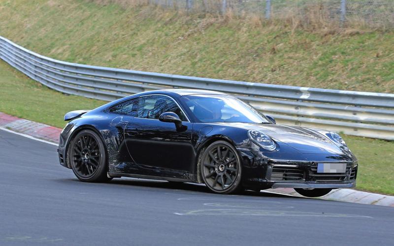 2019: Porsche 911 (992)