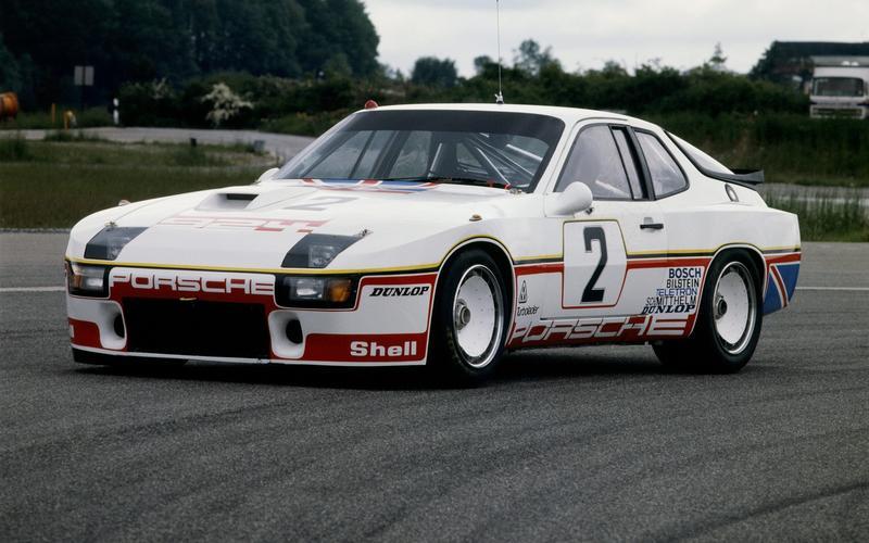 Porsche 924 Carrera GT (1980)