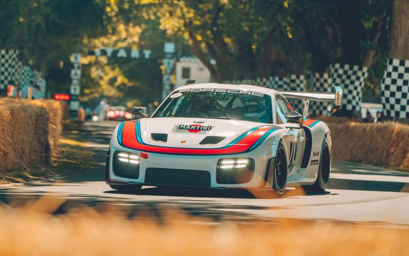 Porsche 935, 2019
