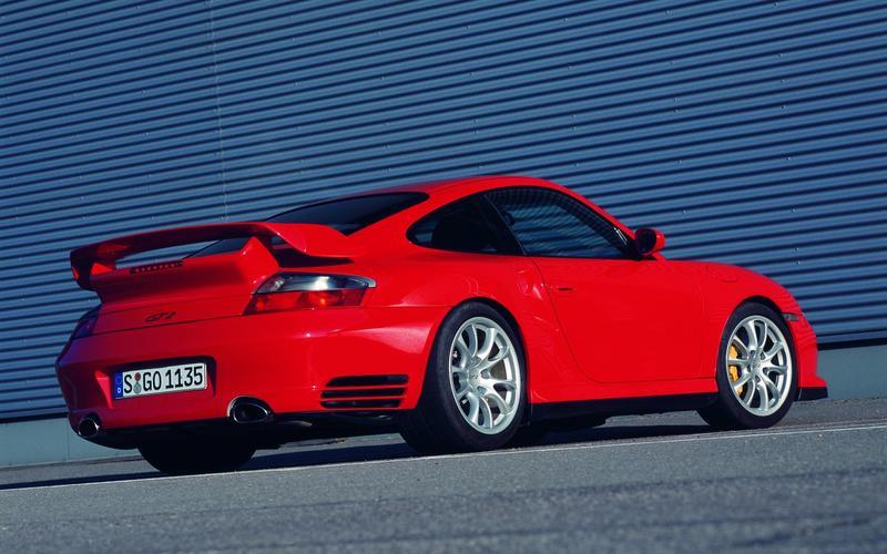 Porsche 996 GT2 (2001)