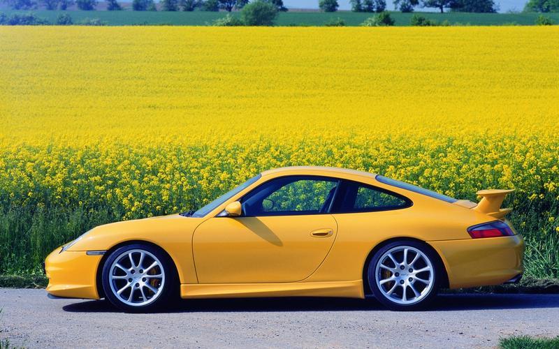 Porsche 996 911 GT3 (1999)