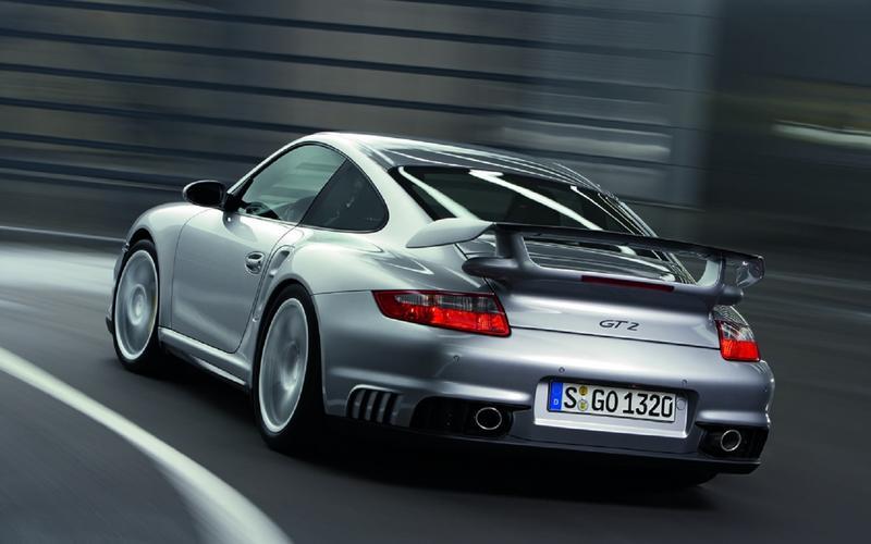 Porsche 997 GT2 (2007)