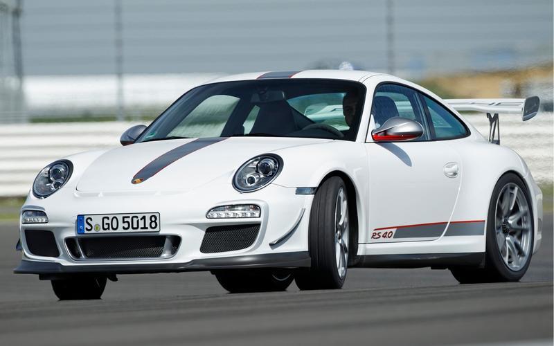 Porsche 997 GT3 RS (2006)