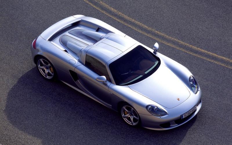 Porsche Carrera GT (2003)