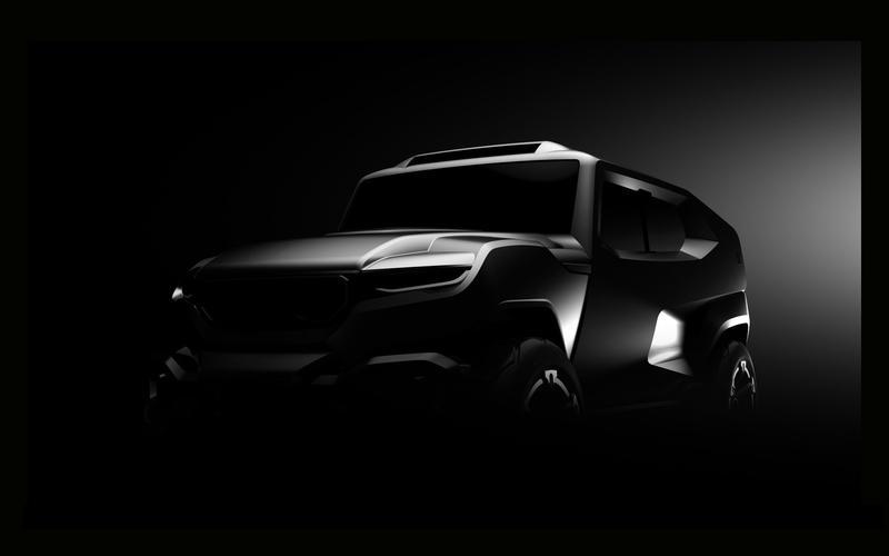 2018: Rezvani SUV