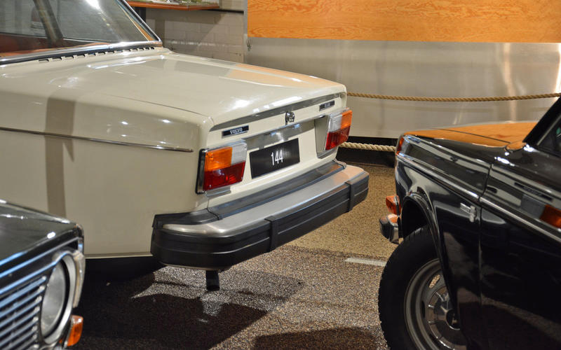 Volvo has made more than just bricks.