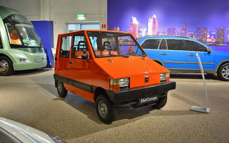 Electric prototype (1976)