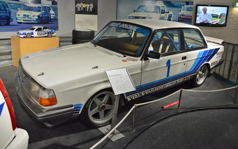 240 Turbo Racing (1985)