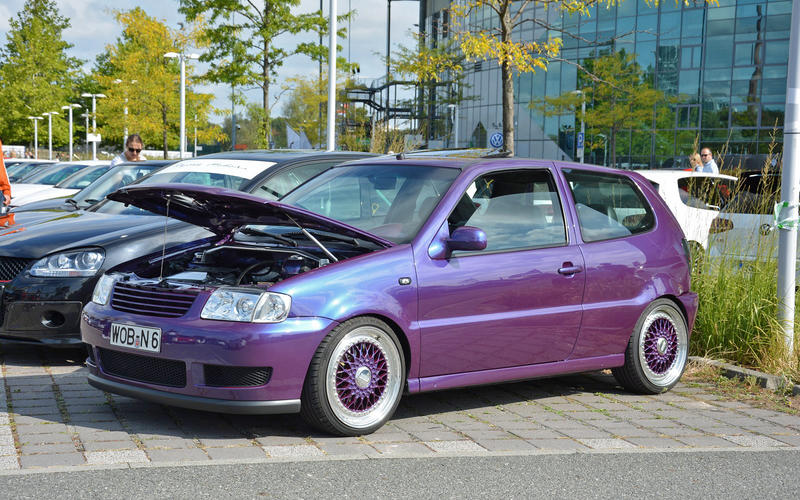 Purple VR6
