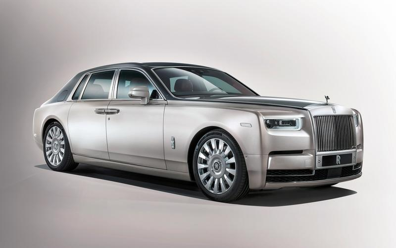 2018: Rolls-Royce Phantom