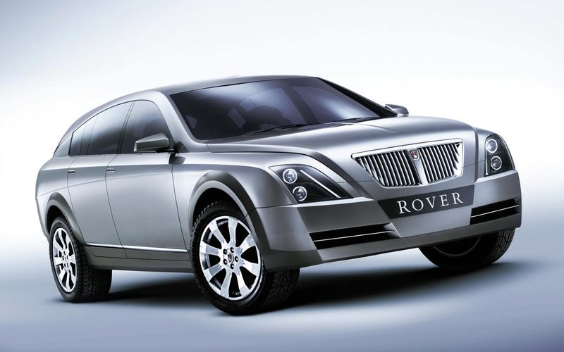 Rover TCV (2002)