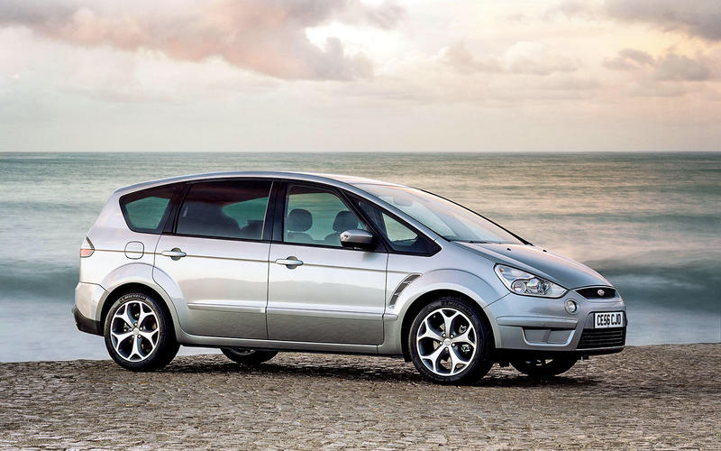FORD S-MAX (2006):