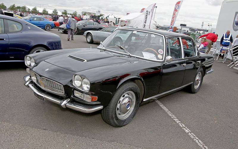 Maserati Quattroporte Mk1