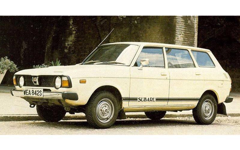 Subaru 1600/1800