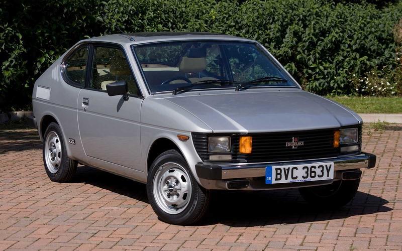 1979 Suzuki SC100
