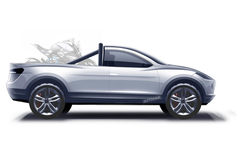 2019: Tesla pick-up