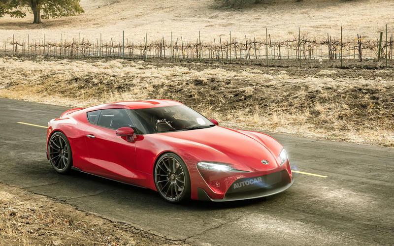 2018: Toyota Supra