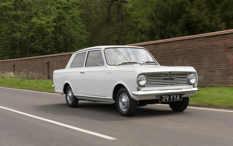 Vauxhall HA Viva - hero front
