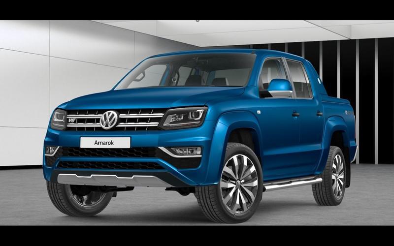 Volkswagen Amarok (bad)