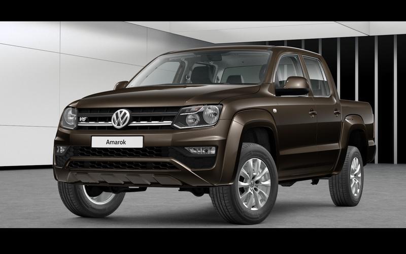 Volkswagen Amarok (good)