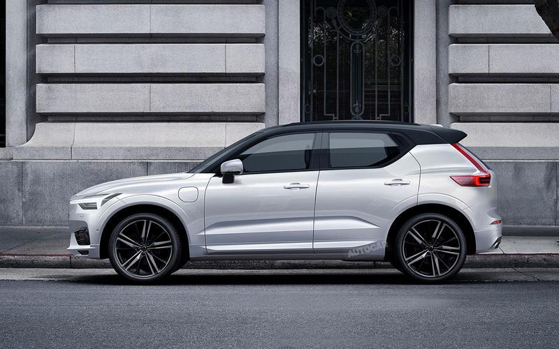 2019: Volvo XC20